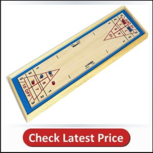 Carrom Shuffleboard Table