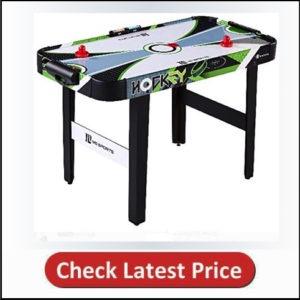 MD Sports Air Powered Air Hockey Table