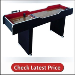 MD Sports Shuffle Board Table