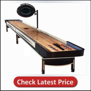 Play-Craft Telluride Pro-Style Shuffle Board Table