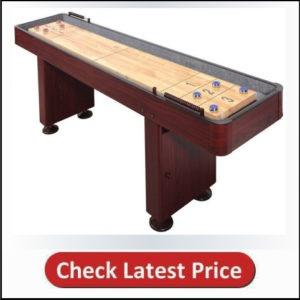 Shuffle Board 12 Feet in Dark Cherry