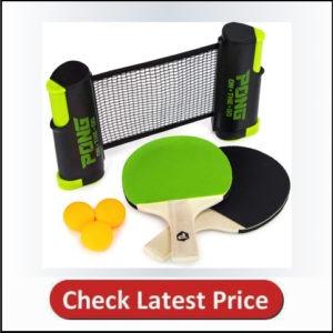 Smart Pong Table Tennis Robot