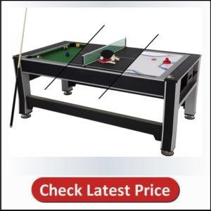 Triumph Swivel Air Hockey Multi Game Table