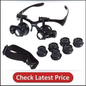 Beileshi Glasses Magnifier