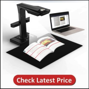 CZUR ET16 Plus Advanced Book&Document Scanner