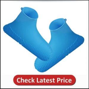 Daywin Waterproof Shoe Covers Silicone Rain Shoe Covers Rubber Shoes