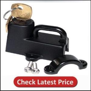 Motion Pro Helmet Lock