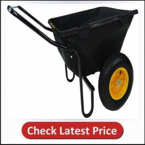 Polar Trailer 8449 Heavy Duty Cub Cart, 50 x 28 x 29-Inch 400 Lbs Load Capacit
