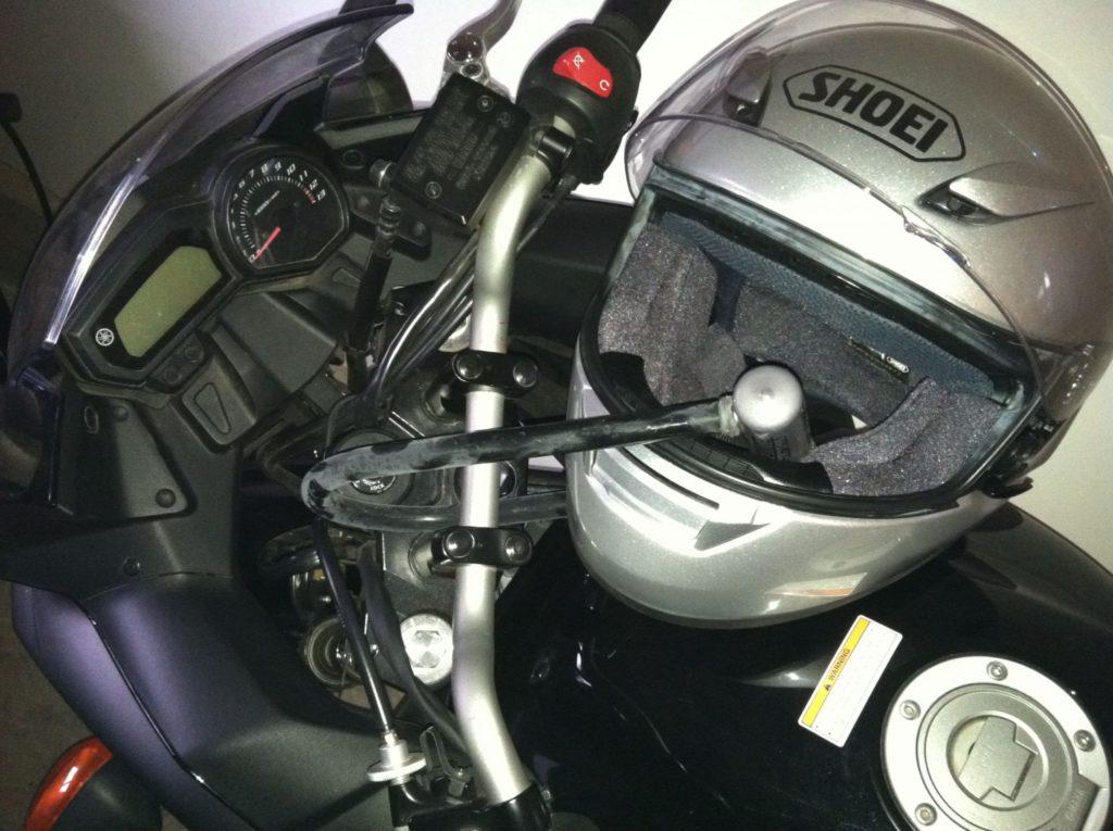 Best Motorcycle Helmet Lock