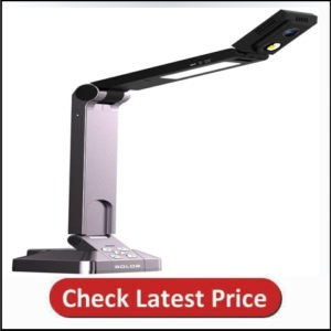 Used Hovercam Solo 8 Document Camera