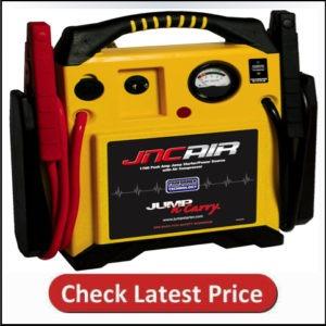 Clore Automotive Jump-N-Carry