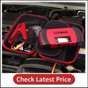 GOOLOO Portable EVA Travel Carring Protective Case