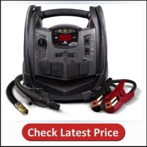 Schumacher SJ1332 1200 Amp Portable Power Jump Starter