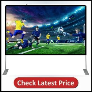 Abdtech 100 inch Projector Screen