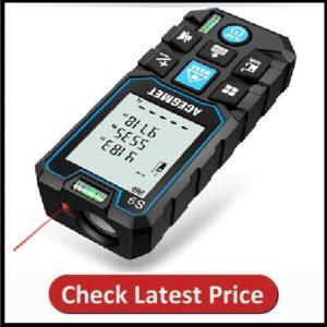 Acegmet Laser Measuring Tape