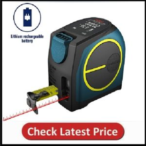 DTAPE Laser Tape Measure