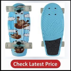 Kryptonics Original Torpedo 22.5 Inch Complete Skateboard