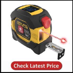 Lexivon Digital Laser Tape Measure