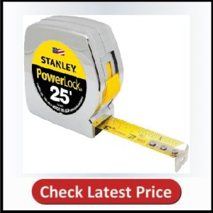 Stanley 1-Inch Measuring Tape