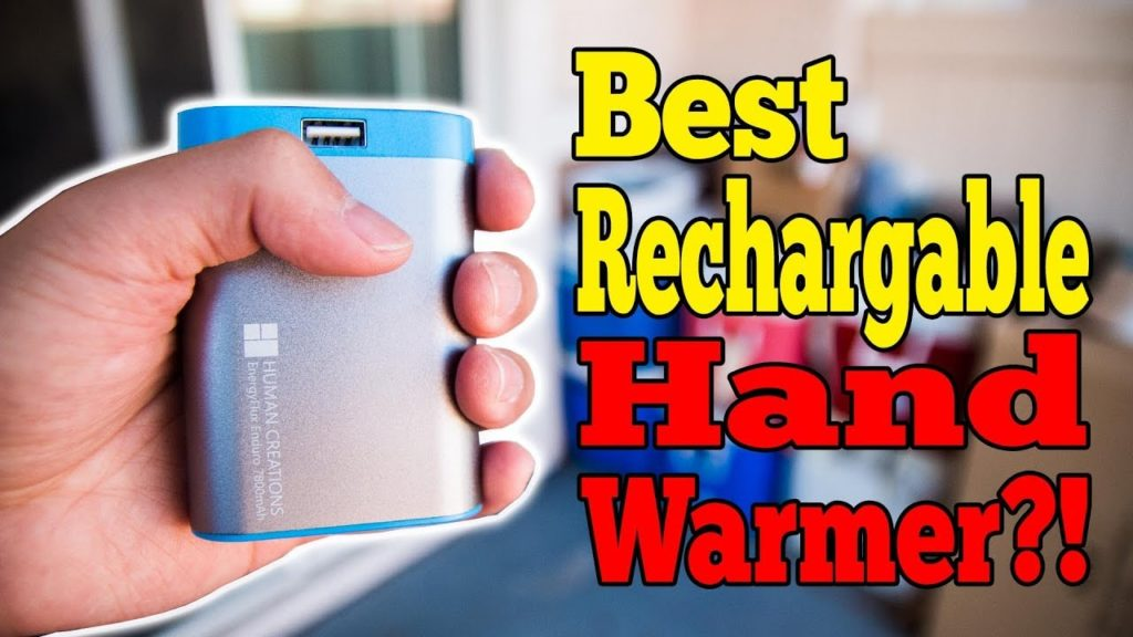 Best Rechargeable Hand Warmers