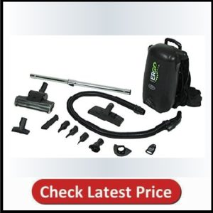 Atrix - VACBP1 HEPA Backpack Vacuum