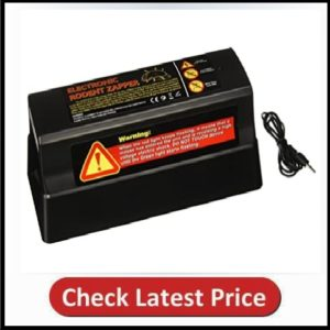 Electronic Rat Mouse Rodent Trap Zapper