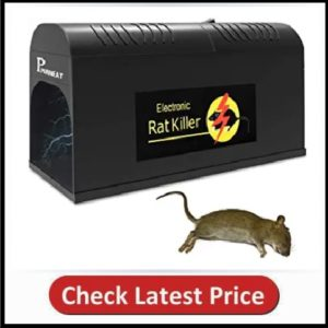 P PURNEAT Electronic Rat Traps and Mouse Zapper