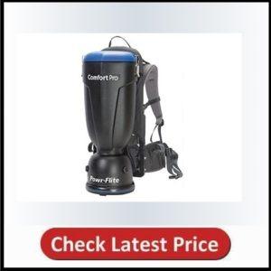 Powr-Flite BP10S ComfortPro Standard Backpack Vacuum