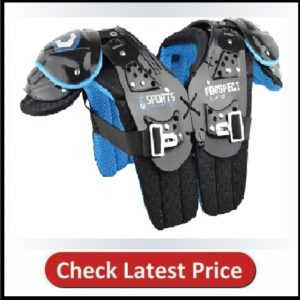Sports Unlimited Prospect Youth Football Shoulder Pads