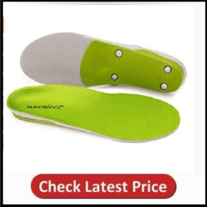 Superfeet GREEN Full Length Insole