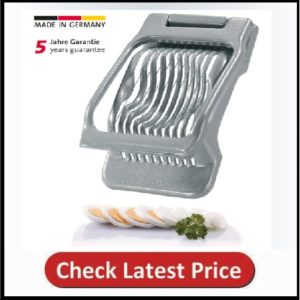 Westmark Germany Multipurpose Stainless Steel Wire Egg Slicer