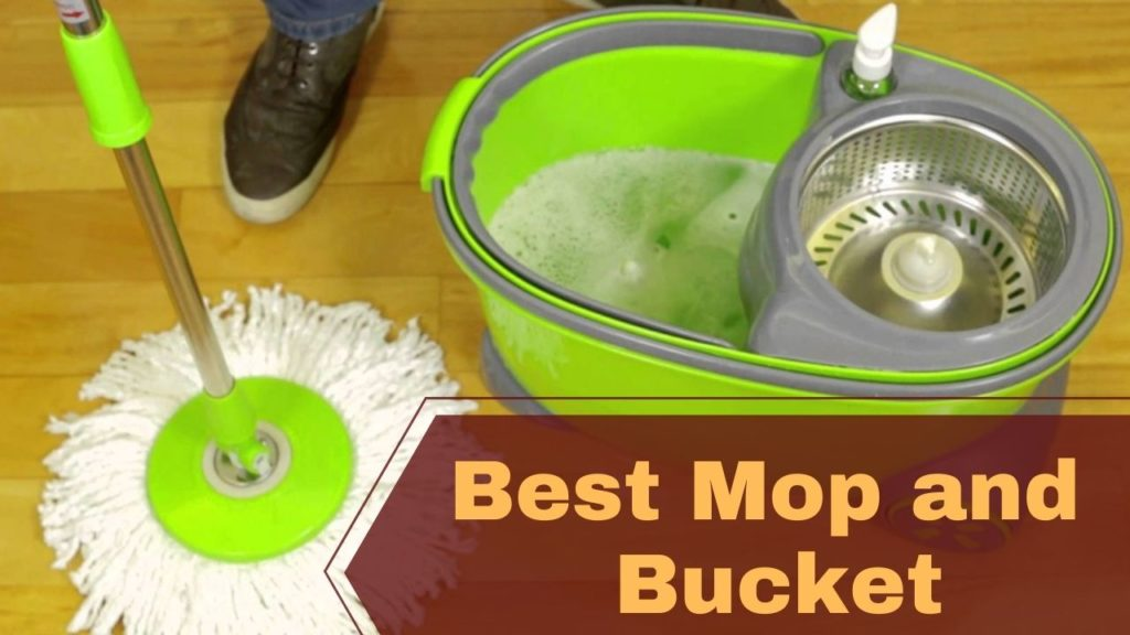 Best Mop and Bucket