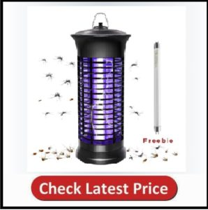 HUNTINGOOD Electric Bug Zapper