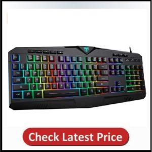 PICTEK RGB Gaming Keyboard