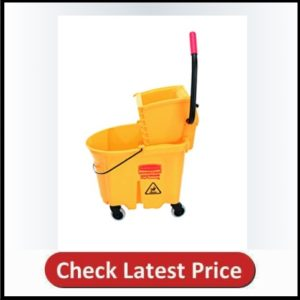 Rubbermaid Commercial Wavebrake Mopping
