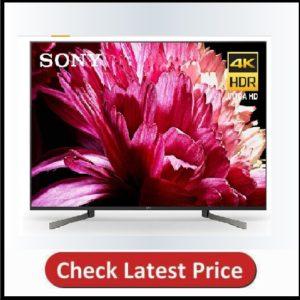 Sony Bravia 4K Ultra High Definition LED Smart TV