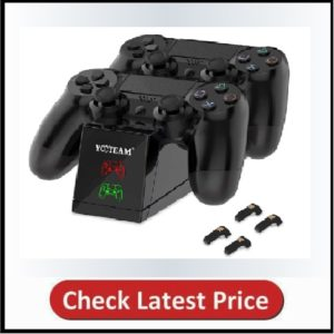 Y Team Store Dual PS4 Modded Controller Charging Station