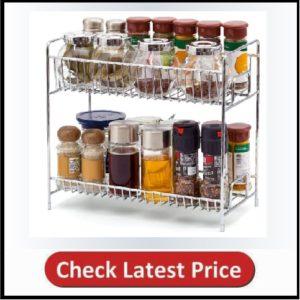 2-Tier Standing Spice Rack