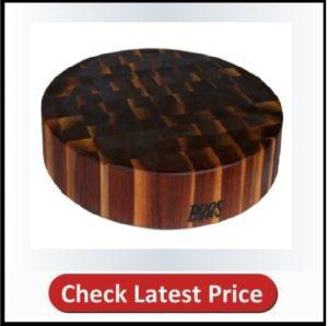 John Boos Block WAL-CCB183-R Classic Collection Walnut Wood