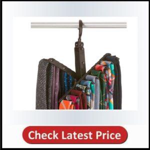 StorageMaid 3-Pack Tie and Belt Hangers