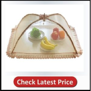 Asunflower Collapsible Food Cover Tent
