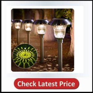 BEAU JARDIN Solar Garden Lights