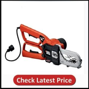 BLACK+DECKER Lopper Chain Saw