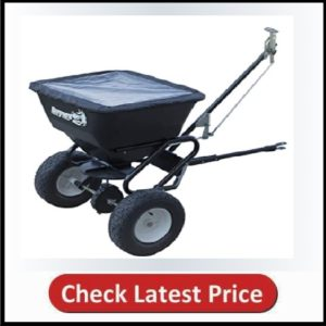Buyers Products TB150BG Tow Behind Broadcast Spreader