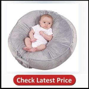 Leachco Podster Plush Sling-Style Infant Lounger