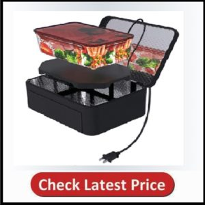 Portable Oven Personal Food Warmer for Prepared Meals