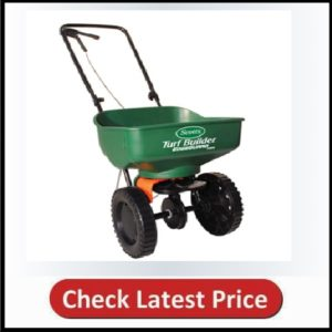 Scotts 76121 Turf Builder EdgeGuard Mini