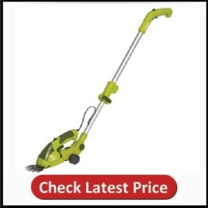 Sun Joe HJ605CC Cordless 2-in-1 Grass Shear