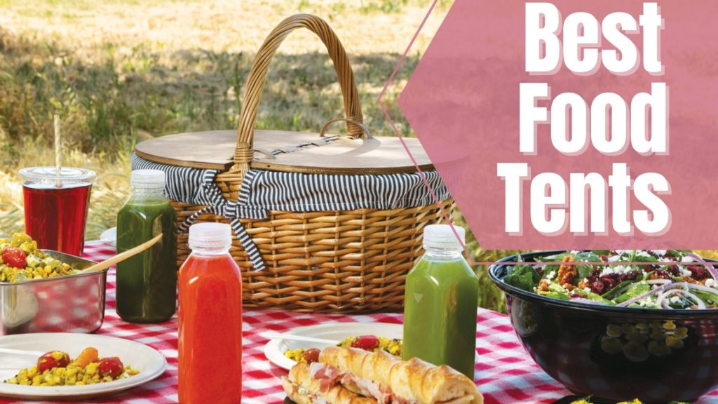 Best Food Tents