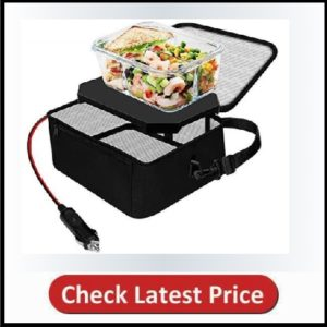 TrianglePatt Personal Portable Oven 24V